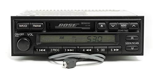 - 1 Factory Radio AM FM Receiver w Aux on Pigtail Compatible With Infiniti Nissan 2001 Q45 QX4 Pathfinder 286-9233-20