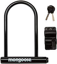 Mongoose Large Bicycle U-Lock