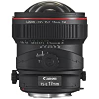 Canon TS-E 17mm f/4L UD Aspherical Ultra Wide Tilt-Shift Lens for Canon Digital SLR Cameras Overview Review Image