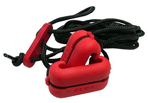 Spannhilfe, Spannschnur Flex TRINGER f. Bogensport verschiedene Farben (rot)