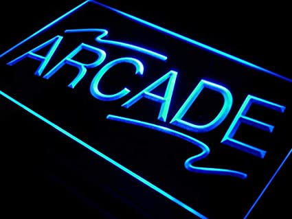 ADVPRO i427-b Arcade Shopping Center Shop New Neon Light Sign
