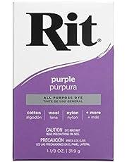 Phoenix Brands Rit Powder Dye Purple 1.125 Ounces