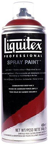 red matte spray paint - 2