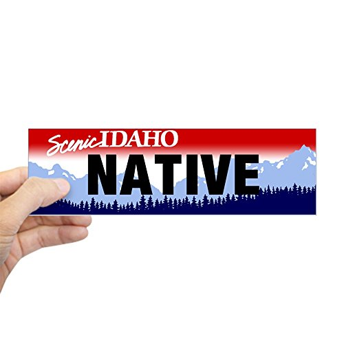 CafePress Native Sticker Bumper Rectangle product image