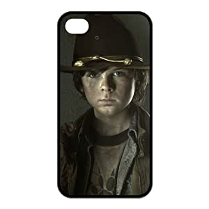 The Walking Dead Carl Grimes iPhone 4/4s Case Protective Zombie iPhone 4/4s Case Cover Protector