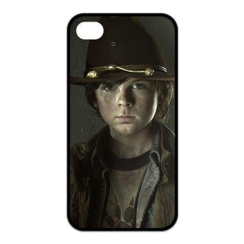 Pandora Star The Walking Dead Carl Grimes Unique Design iPhone 5 5S Case Protecter (Carl Costume)