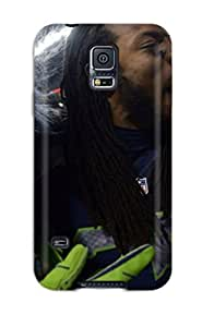 New Premium Flip Case Cover Seattleeahawks Skin Case For Galaxy S5