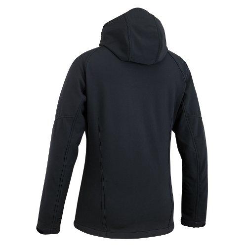 Jeff Green Jade - Chaqueta Soft Shell, para mujer, color negro, talla XL