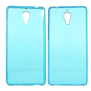 Caso protector Ultra Thin TPU para Xiaomi Mi4 (Color: Azul )