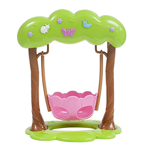 JC Toys Adorable Lil' Cutesies Swing Fits Most Dolls Up to