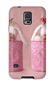 Best Hot Style Protective Case Cover For Galaxys5(pink Babies) 4246252K51092472