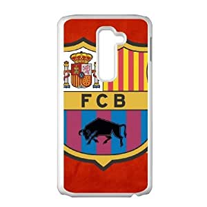LG G2 cell phone cases White Barcelona fashion phone cases TGH882134