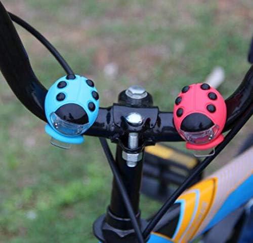 GYwink Luces traseras para Bicicleta, diseño de Ladybug de Dibujos ...