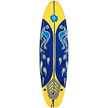 Giantex 6' Surfboard Surf Foamie Boards Surfing Beach Ocean Body Boarding Red