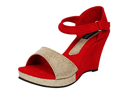 KaryJerry Stylish  amp; Comfortable Best Wedges for Women #39;s