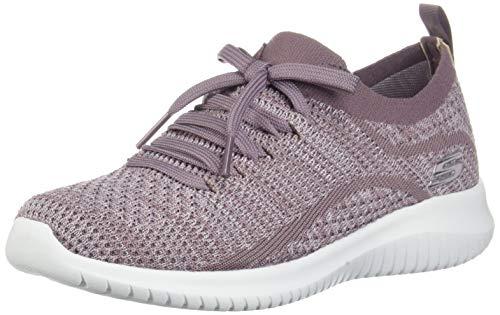 Skechers Ultra lavender Lav Donna Flex Sneaker Infilare Viola statements aaRvqrw4d
