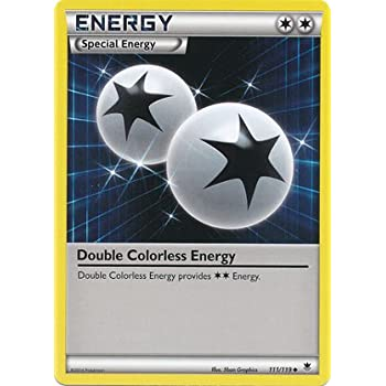 Pokemon - Double Colorless Energy (111/119) - XY Phantom Forces