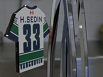 Kühlschrank Uhr Magnetisch : Nhl ice hockey jersey kühlschrank magnet sie den namen anzahl