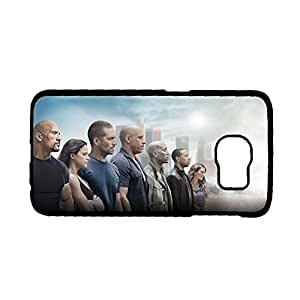 With Fast Furious 7 For Galaxy S6 Edge Kawaii Phone Cases For Girls Choose Design 9