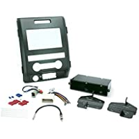 Install Centric ICFD7BN Ford 2009-12 F-150 XL (Base) Pickup Complete Installation Kit