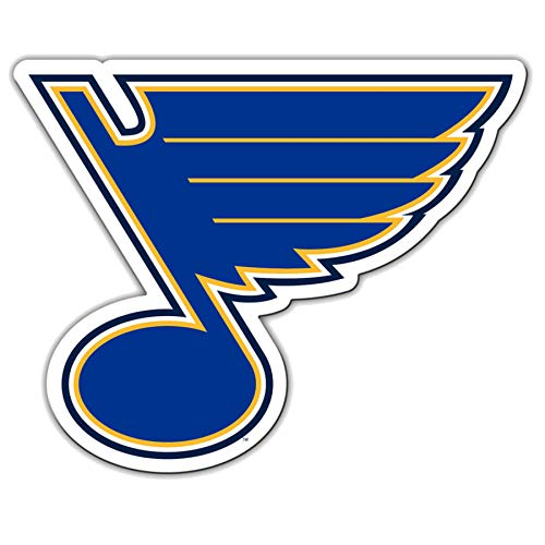 Official National Hockey League Fan Shop Authentic NHL Team Magnet Banner Logo. Always Broadcast Your Favorite. Magnet Measures 12