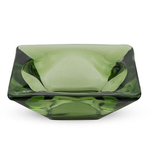 glass ashtray vintage - 5
