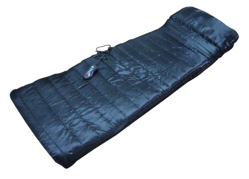 Carepeutic-KH255-Do-It-All-Deluxe-Vibration-Massage-Mattress-with-Soothing-Heated-Therapy-and-Silky-Touch-Cover-Black