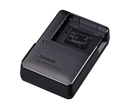 CASIO EXILIM Digital Camera Charger BC-120L for EX-ZS12 ZS20