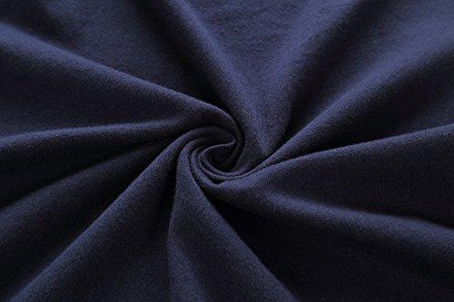Koian Little Boys Short Pajamas Sets Toddler PJS Cotton Kids Sleepwears (Blue Dinosaur, 2T) by Koian (Image #4)