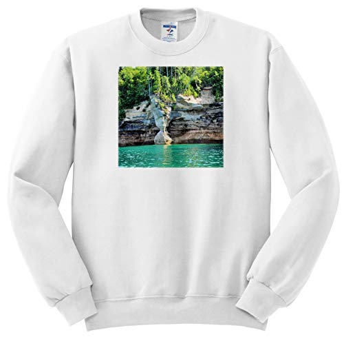 (3dRose Dreamscapes by Leslie - Scenery - Sandstone Vase - Youth Sweatshirt Small(6-8) (ss_314278_10))