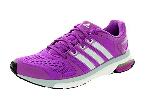Nous Adidas Chaussure grey Violet Purple Esm 5 Course gris De W Boost Adistar HwrfHv