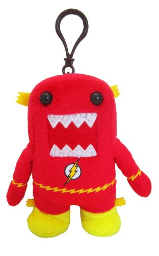 Domo Flash Clip On Plush (Nerd Domo Costume)