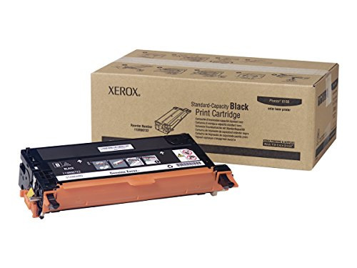 - Xerox 113R00722 Phaser 6180 Black Standard Capacity Print Cartridge