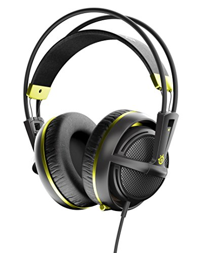 X 200 Series (SteelSeries Siberia 200 Gaming Headset - Alchemy Gold (formerly Siberia v2))
