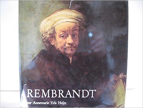 rembrandt the little art book