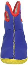 Bogs Kids Waterproof Rain Boot (Toddler), Blue, 6 M US Toddler