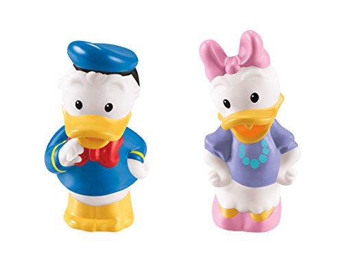 Fisher-Price Little People Magic of Disney Donald Duck & Daisy Duck