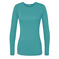 Sivvan Women's Comfort Long Sleeve T-Shi...