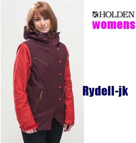HOLDEN 型落ち 特価 ホールデン レディース ウェア ジャケット RYDELL -jk PORT ROYALE-CHILI PEPPER HOLDEN ウエア スノーボード ウェア【C1】  Small