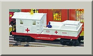 LIONEL TRAINS 26513 NEW YORK CENTRAL EMERGENCY ()