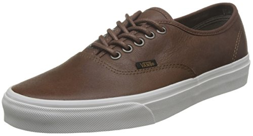 Premium Vans Authentic Dachs Leather Shoes Unisex VEE3NVY rEHxzwqIr