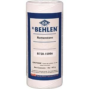 Behlen T23433 Rottenstone, 1 lb.