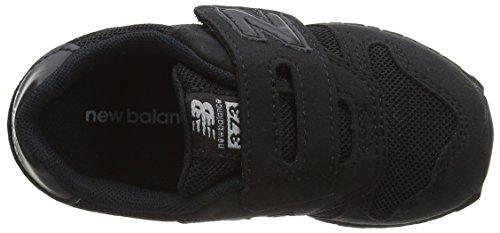 Kinder Balance New Stiefel Kurzschaft Black Kv373 Unisex Schwarz 4EdqqwB