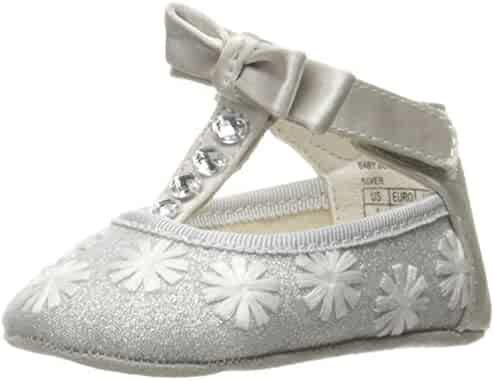 Badgley Mischka Kids' Baby Bow Tie Ballet Flat