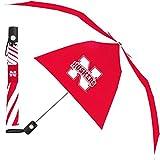 WinCraft Nebraska Cornhuskers Personal Umbrella, 42 inches open