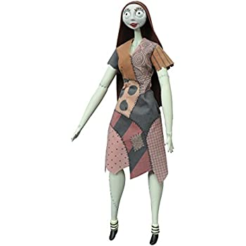 diamond select toys the nightmare before christmas sally unlimited deluxe coffin doll - Sally From The Nightmare Before Christmas