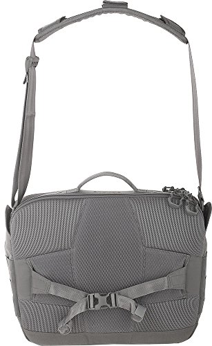 Maxpedition Skyvale Messenger Bag, Gray by Maxpedition (Image #2)