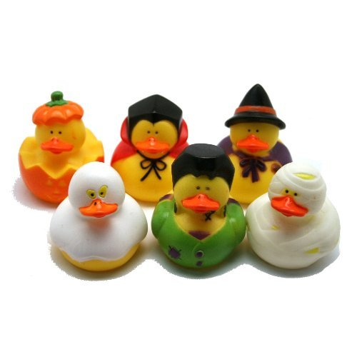 Halloween Rubber Duck (Fun Express Halloween Rubber Duckies (1)