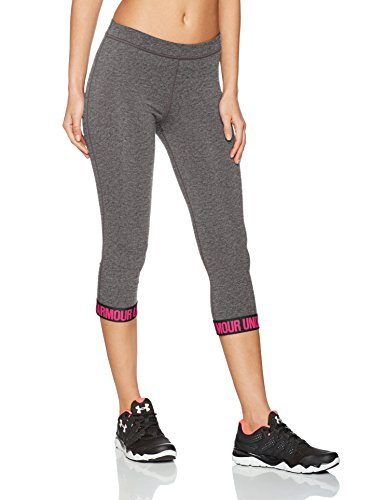 Pink tropic Donna Heather Under 092 Carbon Armour Collant 07WxYqH