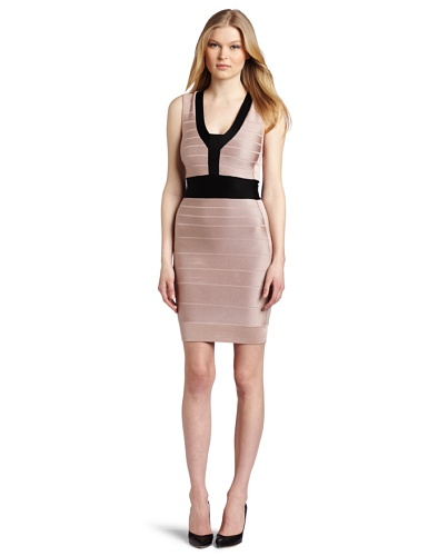 French Connection Women's Ribbon Knits Dress
